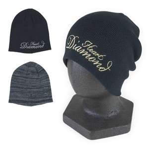 Embroidery Single Cotton Knitted Watch Cap Young Hats & Cap