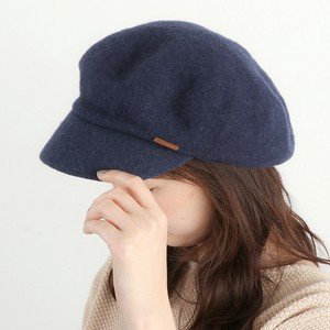 Ladies Men's Wool Casquette