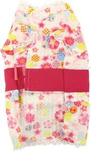 Flower Full Bloom Yukata