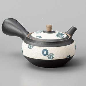 Hiramaru Marumon Japanese Tea Pot