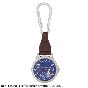 Business Peter Rabbit Karabiner Watch Silver