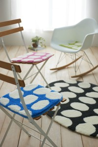 Scandinavia Pop Chair Pad