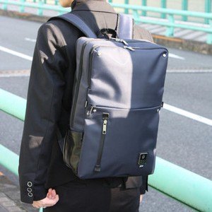 Grosso crimp Square Backpack Men's Commuting Going To School Gift