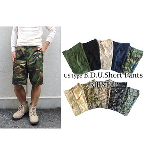 B.D. Shor Pants Lip Top 10 Colors