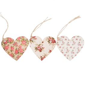 Rose Heart Gift 15 Pcs Set