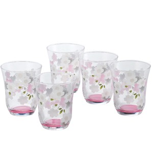 Flower Glass Set CHIYO UNO Marriage Plant Plates
