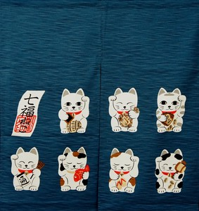 Japanese Noren Curtain Japanese Style