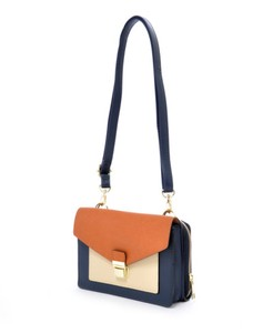 Wallet Effect 4WAY Mini Shoulder Bag