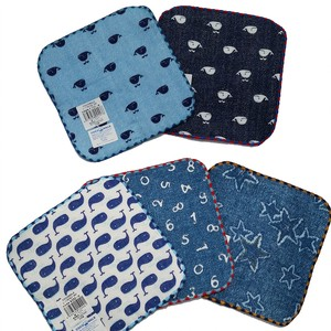 Boys Handkerchief 10 Pcs Set