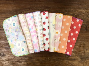 Girl Pile Handkerchief 10 Pcs Set