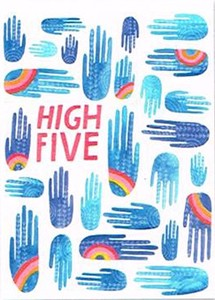 MADISON PARK GREETINGS カード <HIGH FIVE>