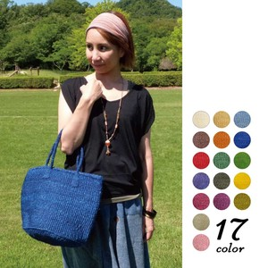 17 Colors Bag Inch Round Handle