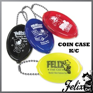Felix Cat Coin Skiing Chain