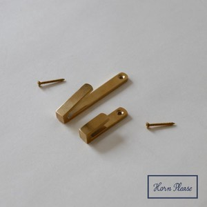 Brass Brass Block Hook