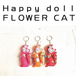 Happy doll FLOWER CAT