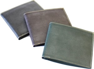 Ride Leather Short Wallet