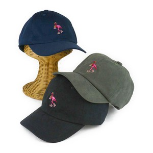 Ruben Flamingo Fake Suede Cap Young Hats & Cap