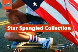 SOCCO STAR SPANGLED Collecton
