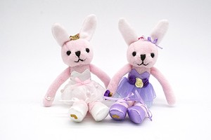 FairyToe Soft Toy Key Ring