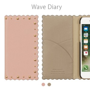 iPhone SE Case Wave Diary