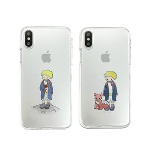 iPhone iPhone Case soft Clear Case Folk Tales & Fictions Book