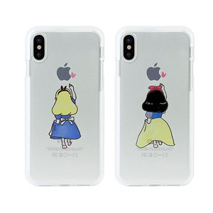 iPhone Case soft Clear Case Fantasy