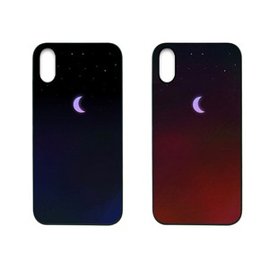 iPhone Ink Case Moon