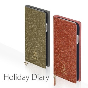 iPhone HOLIDAY Diary