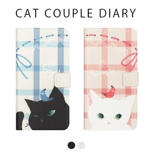 iPhone Cat Couple Diary