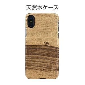 iPhone Case Natural Wood