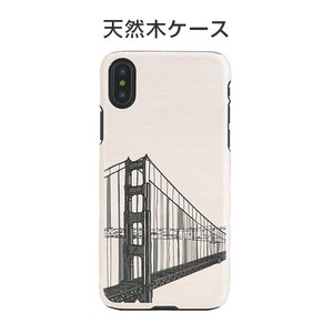 iPhone Case Natural Wood and Hand Bridge