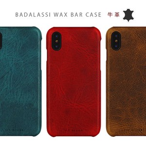 iPhone Case Genuine Leather Wax Case