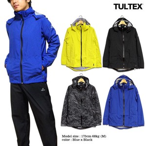 TULTEX Waterproof Stretch Material Motion Suit Set Rain Suits