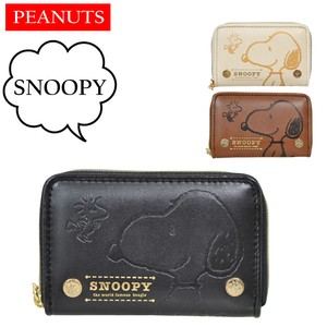 Snoopy Coin Purse Retro Gift Snoopy Push Coin Case