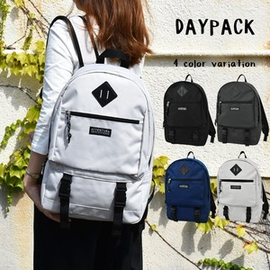 Point Name Nylon Daypack Backpack Ladies Men's