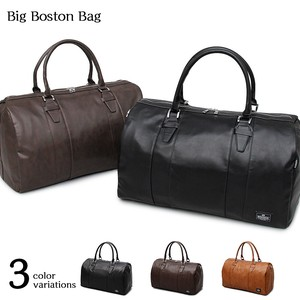 Leather Big Overnight Bag Genuine Leather Business Casual