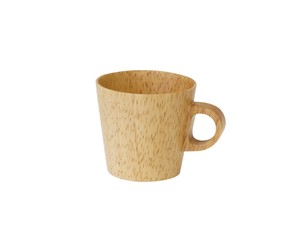 List Wood Mug Environmentally Friendly Rubber Wood Plates Wooden Cup