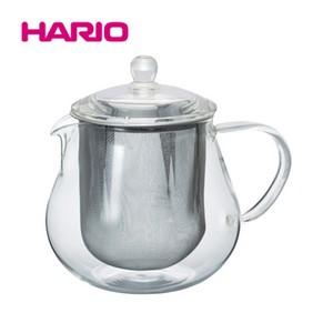 『HARIO』リーフティーポット・クリア CHC-45T HARIO(ハリオ)