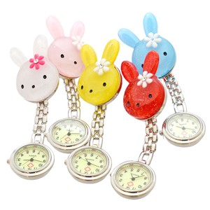 Rabbit Watch Pocket Watch