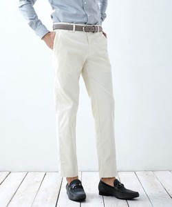Stretch CORDUROY Tapered Pants