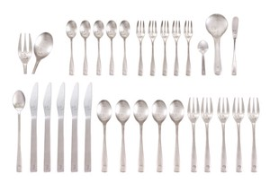 Diomio Cutlery 29 Pcs Set All Stainless