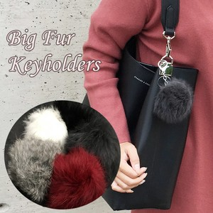 Popular Fur Key Ring Key Ring