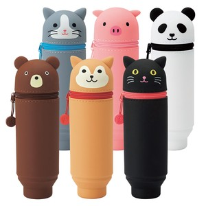Stand Pencil Case Puni Labo