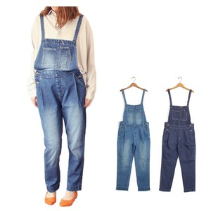 All-in-one Overall Denim Prenatal