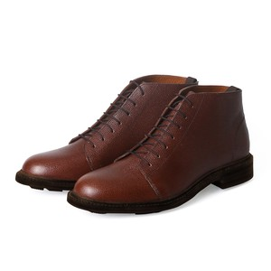 【メンズ靴/牛革】 モンキーブーツ BY Grain Leather 8018 London shoe make Oxford and Derbyビジネス