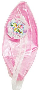 Color Ball Pearl Pink