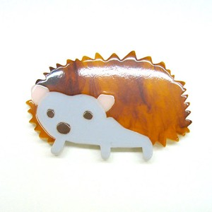 Retro Hedgehog Badge