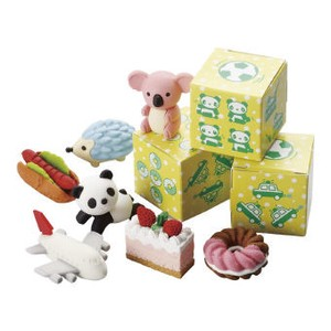 velty Funny Erasers