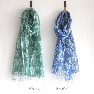Print Stole Lily Of The Valley