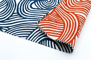 """Furoshiki"" Japanese Traditional Wrapping Cloth Orange"
